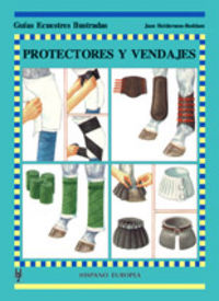 PROTECTORES Y VENDAJES PARA CABALLOS