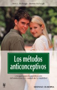 METODOS ANTICONCEPTIVOS, LOS