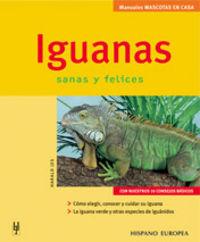 IGUANAS - SANAS Y FELICES
