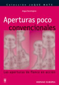 APERTURAS POCO COVENCIONALES