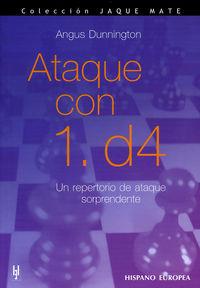 ATAQUE CON 1. d4