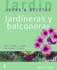 JARDINERAS Y BALCONERAS