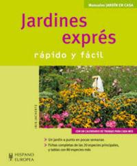 JARDINES EXPRES - RAPIDO Y FACIL