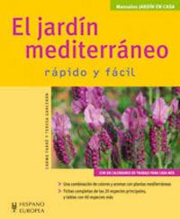 JARDIN MEDITERRANEO, EL - RAPIDO Y FACIL