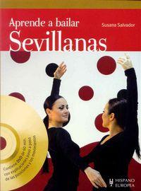 APRENDE A BAILAR SEVILLANAS (+DVD)