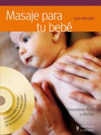 MASAJE PARA TU BEBE (+DVD)