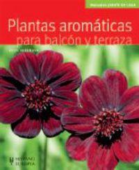 PLANTAS AROMATICAS PARA BALCON Y TERRAZA