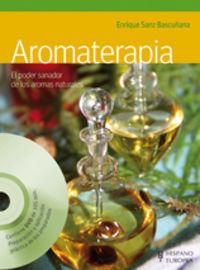 Aromaterapia (+dvd) - Enrique Sanz Bascuñana