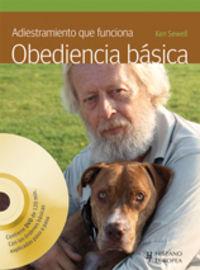 OBEDIENCIA BASICA - ADIESTRAMIENTO QUE FUNCIONA (+DVD)
