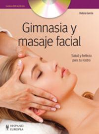 Gimnasia Y Masaje Facial (+dvd) - Dolors Garcia