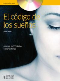 Codigo De Los Sueños, El (+dvd) - Floren Francia