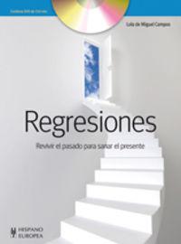 Regresiones (+dvd) - Lola De Miguel