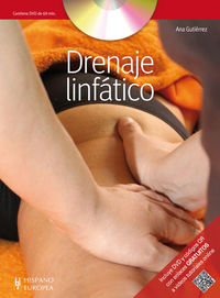 Drenaje Linfatico (+dvd + Qr) - Ana Gutierrez