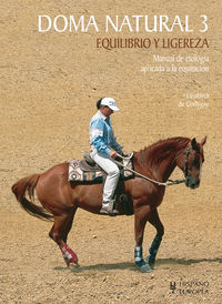Doma Natural 3 - Equilibrio Y Ligereza - Elisabeth De Corbigny