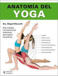 Anatomia Del Yoga - Abigail Ellsworth