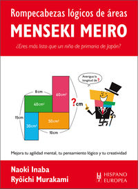 Menseki Meiro - Rompecabezas Logicos De Areas - Naoki Inaba / Ryoichi Murakami