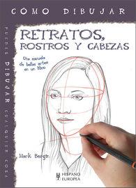 RETRATOS, ROSTROS Y CABEZAS - COMO DIBUJAR