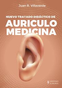 NUEVO TRATADO DIDACTICO DE AURICULOMEDICINA