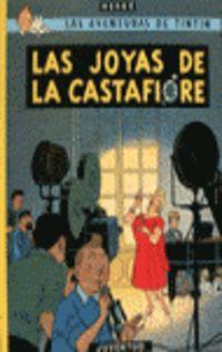 JOYAS DE LA CASTAFIORE, LAS (RUSTICA)
