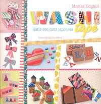 washi tape - hazlo con cinta japonesa - Marisa Edghill