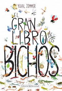 El gran libro de los bichos - Yuval Zommer