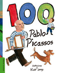 100 Pablo Picassos - Violet Lemay