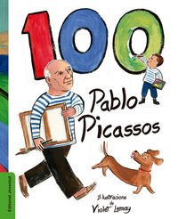 100 pablo picassos (catalan) - Violet Lemay