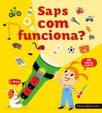 SAPS COM FUNCIONA?