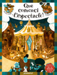 Que Comenci L'espectacle! - Wilfrid Lupano / Stephane Fert (il. )