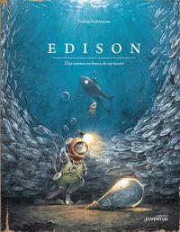 EDISON - DOS RATONES EN BUSCA DE UN TESORO