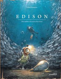 EDISON - DOS RATOLINS A LA RECERCA D'UN TRESOR