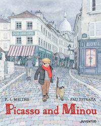 Picasso And Minou - P. I. Maltbie / Pau Estrada (il. )