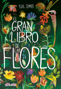 El gran libro de las flores - Yuval Zommer