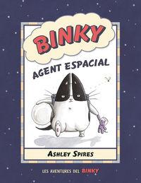 BINKY, AGENT ESPACIAL