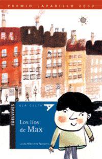 LIOS DE MAX, LOS (PREMIO LAZARILLO 2002)
