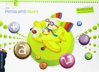 3 Anys - Pensa Amb Nuva Trim 3 - Nuvarigenis (val) - Maria Arespacochaga Maroto