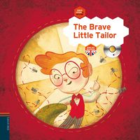 BRAVE LITTLE TAILOR, THE (+CD)