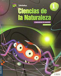 Ep 1 - Ciencias Naturales Cuadricula (mad) - Superpixepolis - Aa. Vv.