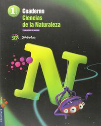 Ep 1 - Ciencias Naturales Cuad (mad) - Superpixepolis - Aa. Vv.