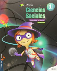 EP 1 - SOCIALES (CUADRICULA) (MAD) - SUPERPIXEPOLIS