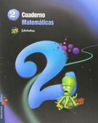 EP 2 - MATEMATICAS CUAD. 2-2 - SUPERPIXEPOLIS