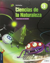 Ep 3 - Ciencias Naturales (mad) - Superpixepolis - Aa. Vv.