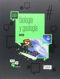 Eso 1 - Biologia Y Geologia - #somoslink - Aa. Vv.