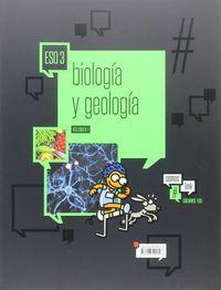 ESO 3 - BIOLOGIA Y GEOLOGIA (3 VOLS. ) (EXT) - #SOMOSLINK