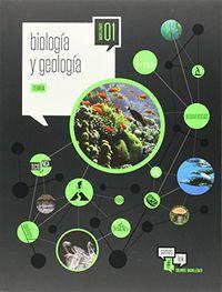 BACH 1 - BIOLOGIA Y GEOLOGIA (PACK) - #SOMOSLINK
