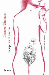 Escrito En El Cuerpo - Jeanette Winterson / Ana Juan (il. )