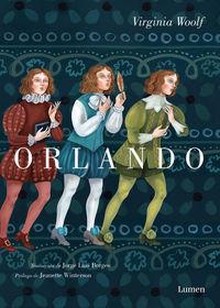 Orlando - Virginia Woolf / Helena Perez Garcia (il. )