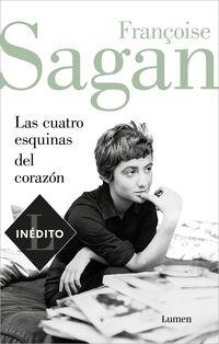 las cuatro esquinas del corazon - Françoise Sagan