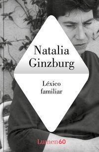 Lexico Familiar - Natalia Ginzburg