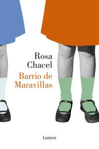 barrio de maravillas - Rosa Chacel